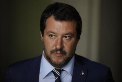 Διπλό «χτύπημα» Salvini σε Erdogan για γενοκτονία Αρμενίων και ένταξη στην ΕΕ