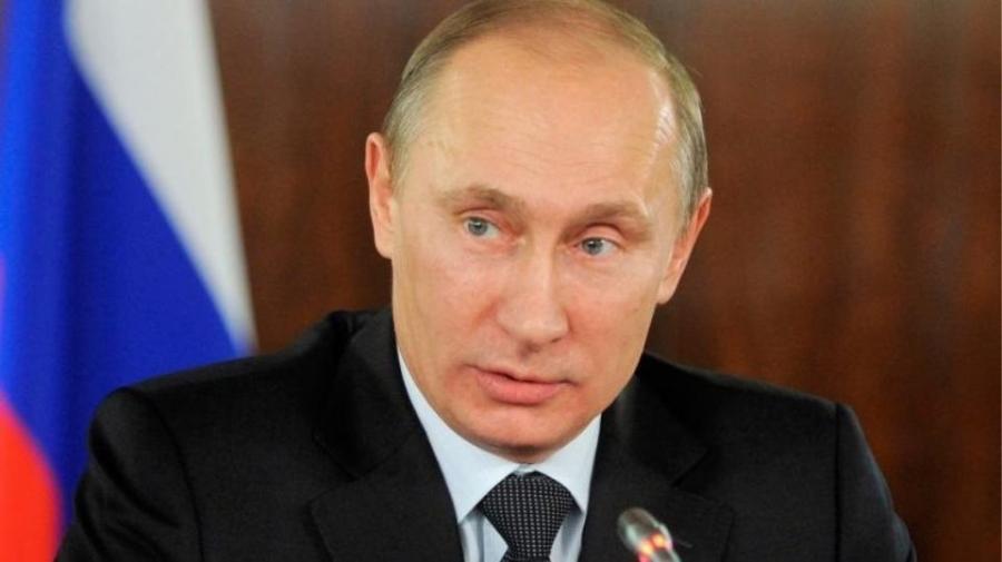 Ο Ρώσος πρόεδρος Putin ανησυχεί βαθιά για τις «πρωτοφανούς» έκτασης φυσικές καταστροφές