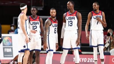 ΗΠΑ: 23η φορά που ρίχνουν 50άρα σε Ολυμπιακούς Αγώνες!