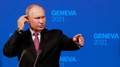 Putin (Ρωσία): Ξεκινούν διαβουλεύσεις με τις ΗΠΑ για την κυβερνοασφάλεια – Αναλαμβάνουμε υποχρεώσεις