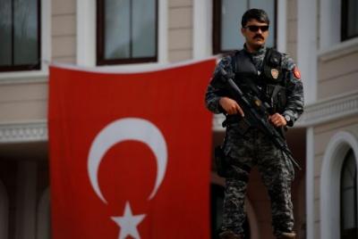 Για πιθανές τρομοκρατικές επιθέσεις,προειδοποιεί η πρεσβεία των ΗΠΑ τους Αμερικανούς στην Τουρκία