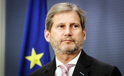 Hahn (EE): Υπερεκτιμημένη η επιρροή της Ρωσίας στα Βαλκάνια - Ελπίζουμε σε αλυσιδωτή επίδραση της Συμφωνίας Πρεσπών