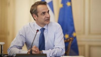 Μήνυμα Μητσοτάκη στην Τουρκία: Όχι σε μονομερείς ενέργειες – Έτοιμη για rebound η ελληνική οικονομία