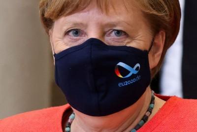 Merkel - Για τη στάση του Λευκού Οίκου έναντι του κορωνοϊού: Εγώ αποδίδω μεγάλη σημασία στις επιστημονικές συμβουλές