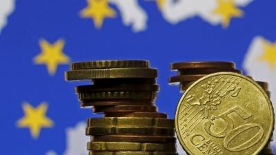 Στο 6,8% η συρρίκνωση του ΑΕΠ στην ευρωζώνη το 2020 - Στο 0,7% η μείωση το δ' 3μηνο