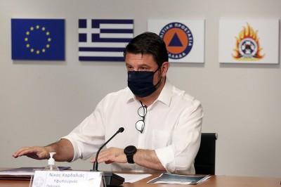 Νέα μέτρα για κορωνοϊό σε Θεσσαλονίκη, Λάρισα, Ροδόπη - Έκτακτη ενημέρωση από Χαρδαλιά