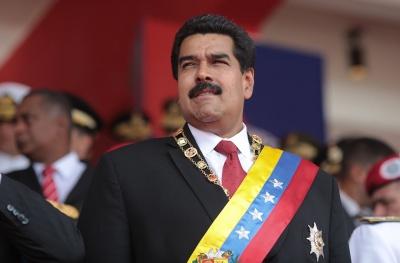 Βενεζουέλα: Η κυβέρνηση απέτρεψε στρατιωτικό πραξικόπημα και σχέδιο δολοφονίας του Maduro