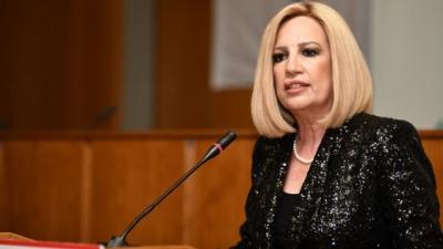 Γεννηματά για Σύνοδο Κορυφής: Η ΕΕ να υποχρεώσει την Τουρκία να εγκαταλείψει το casus belli