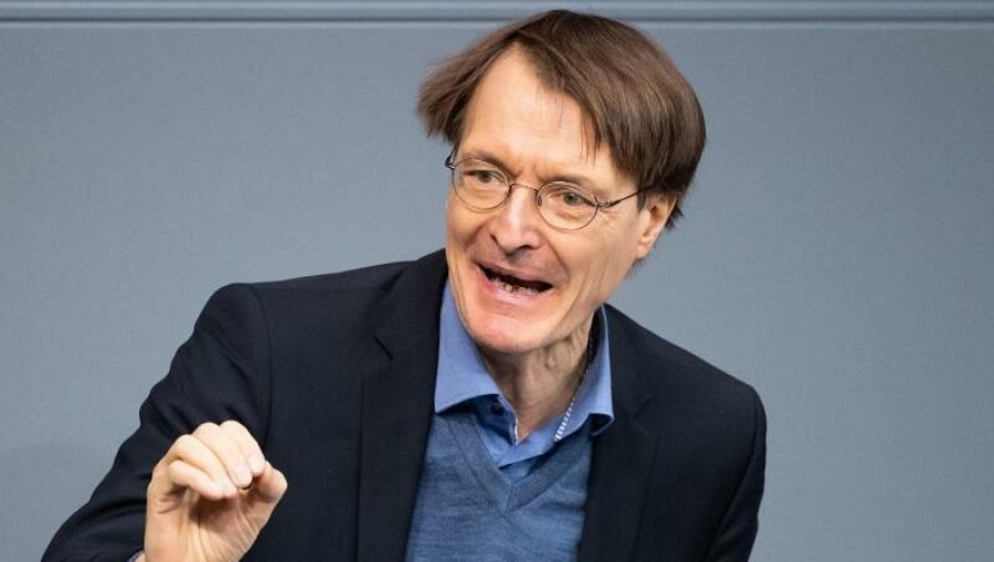 Lauterbach (επιδημιολόγος): Ο κορωνοϊός είναι πιο επικίνδυνος από το εμβόλιο