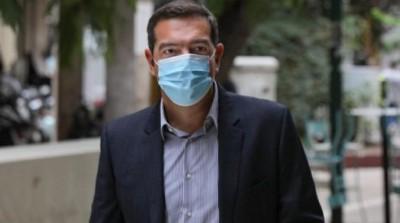 Τσίπρας στο νοσοκομείο «Γεννηματάς»: Βιώνουμε μια τραγωδία – Ένα βήμα πριν τα όρια του το ΕΣΥ