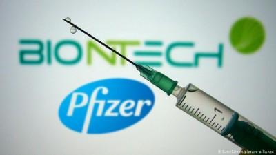 Στην Αθήνα άλλες 83.850 δόσεις του εμβολίου της Pfizer – Εμβολιασμοί σε Θεσσαλονίκη, Πάτρα, Ιωάννινα, Λάρισα