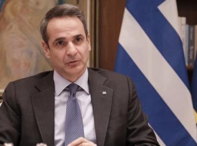 Μητσοτάκης: Το σχέδιο του νέου Βόρειου Οδικού Άξονα Κρήτης
