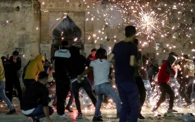 Ξεπέρασαν τους 180 οι τραυματίες από τις συγκρούσεις Παλαιστινίων με την ισραηλινή αστυνομία