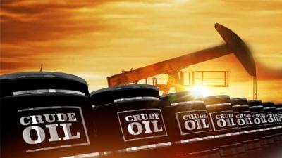Οριακά κέρδη για το πετρέλαιο - +0,1%, στα 65,40 δολάρια το Brent, +0,1%, στα 61,43 δολ. το WTI