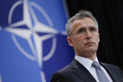 Stoltenberg (ΝΑΤΟ): Η γαλλοαμερικανική διένεξη δεν πρέπει να διχάσει τη συμμαχία