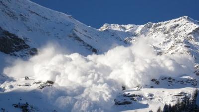 Κλειστό τις επόμενες ημέρες το χιονοδρομικό κέντρο Καλαβρύτων -  Χιονοστιβάδα κατέστρεψε πυλώνα του αναβατήρα «Στύγα»