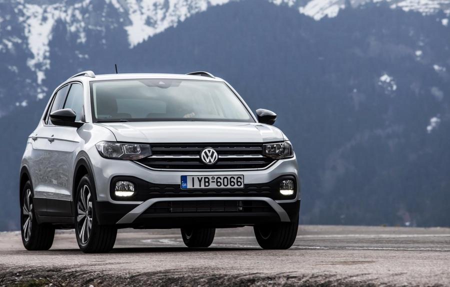 Δοκιμάζουμε το πολύ καλό Volkswagen T-Cross 1.0 TSI