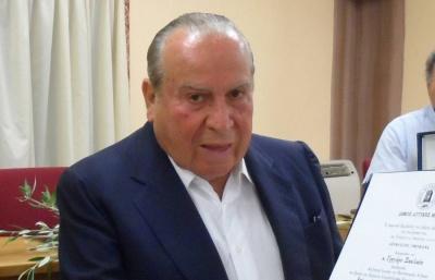 Απεβίωσε σε ηλικία 90 ετών ο ακαδημαϊκός, Γρηγόρης Σκαλκέας