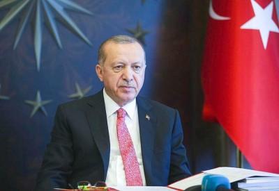 Erdogan: Συνεχίζουμε τις συζητήσεις για την αγορά ρωσικού εμβολίου