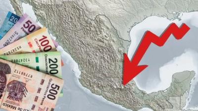 ΔΝΤ: Ύφεση -9% για το Μεξικό το 2020