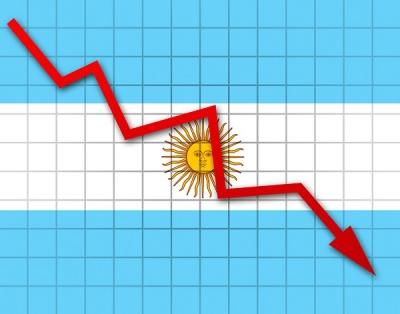 «Βουτιά» 9,9% στο ΑΕΠ της Αργεντινής το 2020