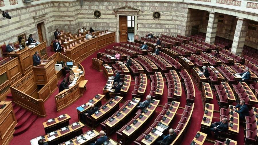Βουλή: Ξεκινά η συζήτηση για την πρόταση δυσπιστίας του ΣΥΡΙΖΑ κατά Σταϊκούρα