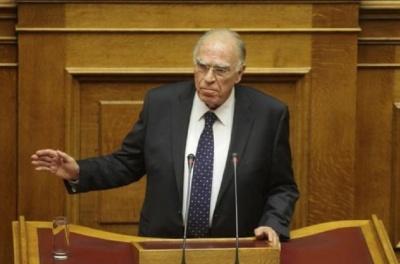 Λεβέντης - ΔΕΘ: «Όχι» στις πρόωρες εκλογές - Να παραιτηθεί ο Τσίπρας και να σχηματιστεί κυβέρνηση 240 εδρών