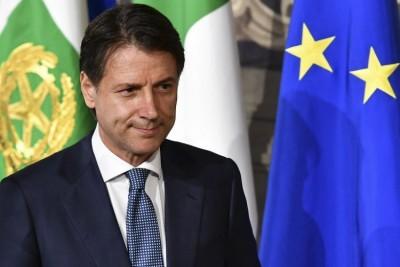 Conte: Η Ιταλία να μετατρέψει την κρίση, σε ευκαιρία για εκτεταμένες μεταρρυθμίσεις