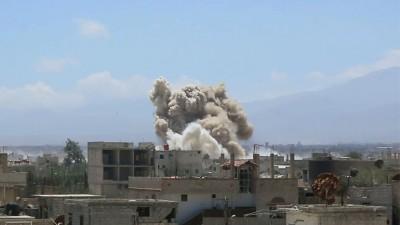 Συρία: Τουλάχιστον οκτώ φιλοϊρανοί μαχητές σκοτώθηκαν στις από ισραηλινές επιδρομές
