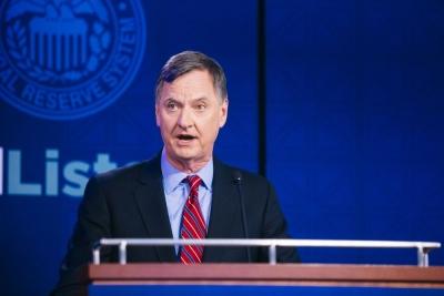 Evans (Fed): Η αύξηση του πληθωρισμού είναι παροδική