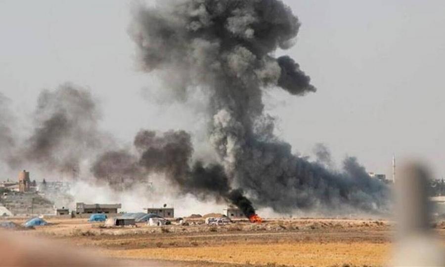 Ρωσικοί πύραυλοι έπληξαν διυλιστήρια πετρελαίου στη βόρεια Συρία που ελέγχει η Τουρκία