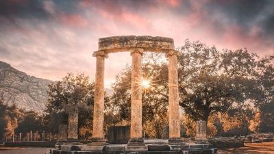 Το Πανεπιστήμιο Columbiaστην Αρχαία Ολυμπία - Οι προοπτικές συνεργασίας