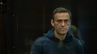 Ρωσία: Επιδεινώθηκε απότομα η υγεία του Navalny στις φυλακές - «Τον κρύβουν» υποστηρίζουν οι δικηγόροι του