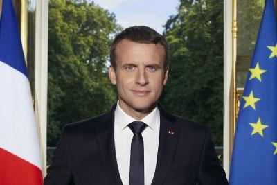 Macron (Γαλλία): Ιδρύουμε διαστημική διοίκηση για την προστασία των  γαλλικών δορυφόρων