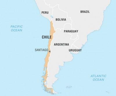 Σεισμική δόνηση 6 βαθμών της κλίμακας Ρίχτερ στις βόρειες ακτές της Χιλής