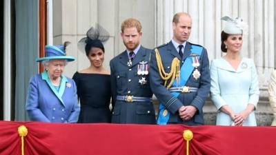 Τριγμοί στο παλάτι του Buckingham μετά την συνέντευξη κόλαφο των Harry -  Meghan