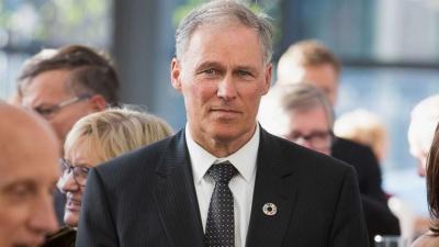 Inslee (Ουάσινγκτον): Πρέπει να αναληφθεί πραγματική δράση  για να μην έχει η πολιτεία της Ουάσινγκτον 64.000 κρούσματα Covic-19
