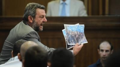 Πέθανε ο Ανδρέας Τζέλης - Δικηγόρος της οικογένειας Φύσσα στη δίκη της Χρυσής Αυγής