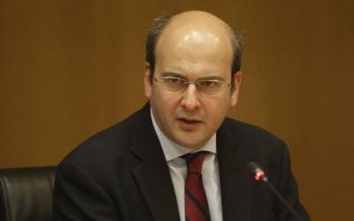 Χατζηδάκης: Απροσχημάτιστη πολιτική εξυπηρέτηση η τοποθέτηση Θάνου στην Επιτροπή Ανταγωνισμού