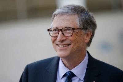 Bill Gates: Είμαι ένας πλούσιος με γνώμη - Ανησυχώ για την κλιματική αλλαγή
