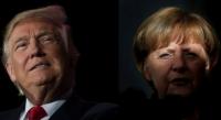 Reuters: Τι θα σηματοδοτήσει η συνάντηση της Merkel με τον Trump στις 14 Μαρτίου;