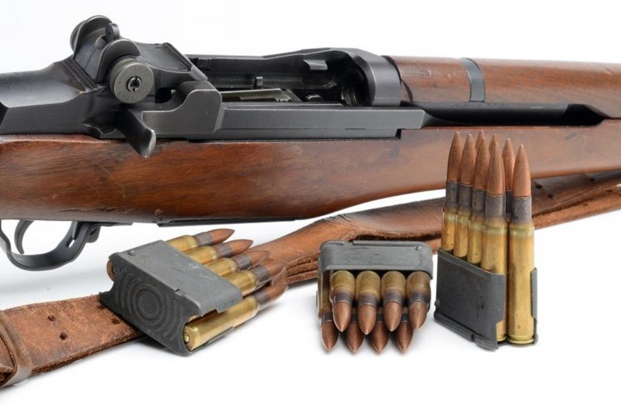 """M1 Garand - Το """"σπουδαιότερο εργαλείο μάχης"""""""