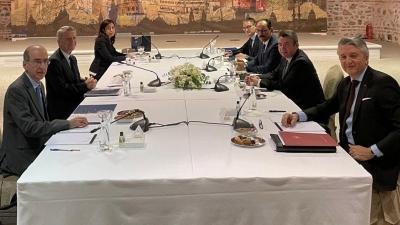 Διερευνητικές... με το βλέμμα στη Σύνοδο (25-26/3) - Πρωτοφανής ρηματική διακοίνωση Τουρκίας σε Ελλάδα, Ισραήλ και ΕΕ