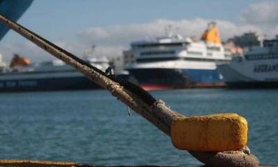 Δεμένα τα πλοία τη Δευτέρα (3/9) - Απεργία, με προοπτική κλιμάκωσης, αποφάσισε η ΠΝΟ