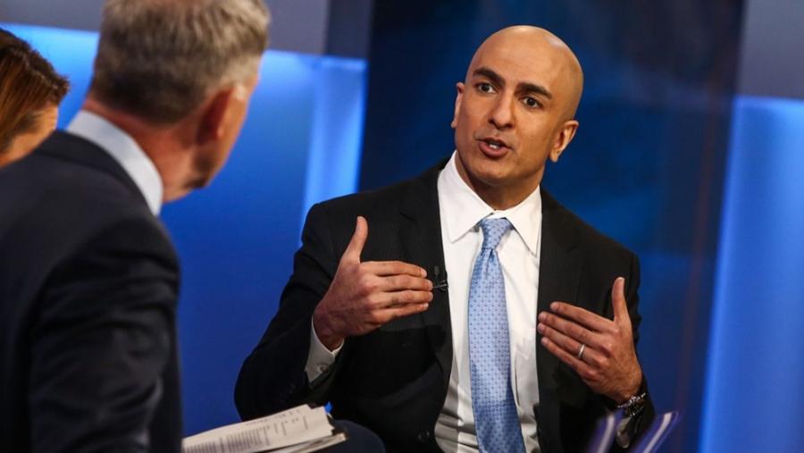 Kashkari (Fed Minneapolis): Πότε πρέπει να ανησυχήσουμε για τις πληθωριστικές πιέσεις