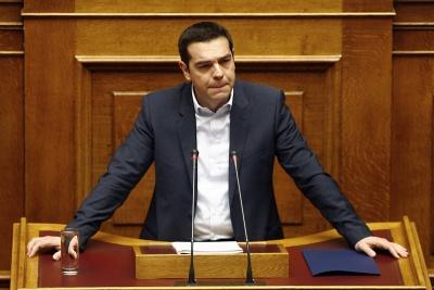 Τσίπρας: Ο Μητσοτάκης συμπεριφέρεται σαν... κακομαθημένο κολεγιόπαιδο - Εμείς πετύχαμε εκεί που εσείς αποτύχατε