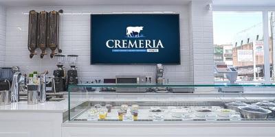 Ένα νέο concept καταστήματος, την Cremeria Veneti εισάγει η Βενέτη Γαλακτοπωλείο στην Κηφισιά άνοιξε ο Βενέτης