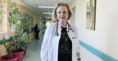 Παγώνη (ΕΙΝΑΠ): Αν ξεκινήσουν νοσηλείες και διασωληνώσεις, τότε η κατάσταση θα έχει ξεφύγει