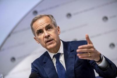 Carney (ΒοΕ): Ο κορωνοϊός θα επηρεάσει τις οικονομίες για ένα με δύο τρίμηνα - Εάν χρειαστεί θα παρέμβουμε