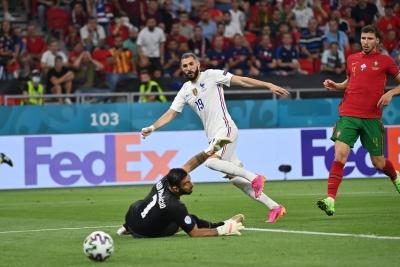 Πορτογαλία – Γαλλία 1-2: Ο Μπενζεμά στέλνει τους «Τρικολόρ» στην κορυφή (video)